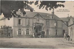 Carte Postale Ancienne De JOUY - France