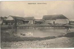 Carte Postale Ancienne De SEMOUVILLE - France