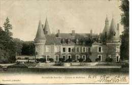 Chateau  De Maillebois  Environs De Brezolles - Autres Communes