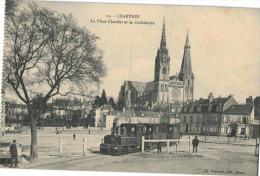 Carte Postale Ancienne De CHARTRES - France