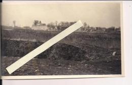 Ham Somme Le Chateau  Photo Française   Poilus 1914-1918 14-18 Ww1 WWI 1.wk - War, Military