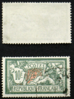 N° 207 MERSON 10F Oblit TB Cote 17 € - 1900-27 Merson