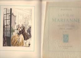 MARIVAUX La Vie De Marianne Tome IV 1939 édition Spéciale Illustrations Polychromes Eaux Fortes De Raoul Serres - Ed. Spéciales