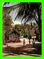 NOSSI-BE, MADAGASCAR - VILLAGE DE LA CÔTE TANANAM AMORONTSIRAKA - ÉCRITE - ÉDITIONS PHOTOFLEX - - Madagascar