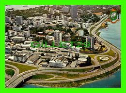 ABIDJAN, CÔTE-D´IVOIRE - VUE AÉRIENNE DU PLATEAU - CLICHÉ, J. C. NOURAULT - - Côte-d'Ivoire