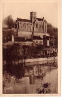 LAMBALLE: Eglise Notre Dame - France