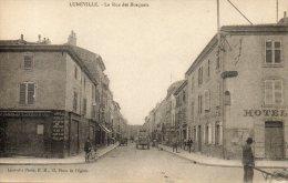 LUNEVILLE Rue De Lorraine - Luneville
