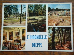 L'Hirondelle OTEPPE Vakantiecentrum Anno 19?? ( Zie Foto Details ) !! - Burdinne