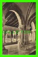 MUSEUM, THE METROPOLITAN MUSEUM OF ART - THE CUXA CLOISTER FROM THE CHAPTER HOUSE - - Musées