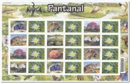 Brazilie 2010 Postfris MNH Flora And Fauna - Brazil
