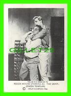 ROGER MOORE STARRING AS THE SAINT (SIMON TEMPLAR) - LESLIE CHARTERIS, 1966 - No - 30 - Cinéma & TV
