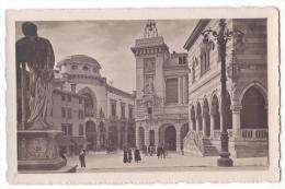 Italy - Udine - Piazza V E II - Nuovo Palazzo Dell'EDEN - Cinema EDEN - Not Used - Carte Postale - Rajar - Udine