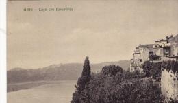 57/ Nemi, Lago Con Panorama - Non Classificati