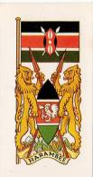 Flags And Emblems Of The World - 17. Kenya - Tea & Coffee Manufacturers
