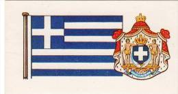 Flags And Emblems Of The World - 29. Greece - Tee & Kaffee