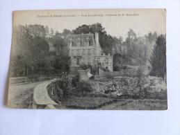 CPA  9/14  PONT-EREMBOURG  Chateau De M.RIMAILLOT - Non Classificati
