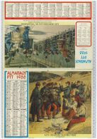 L'Almanach Des PTT De 1988 Gironde 33 - Calendriers