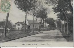 GRETZ  -  Route De Chevry  - Passage à Niveau - Gretz Armainvilliers