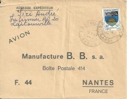 Gabon Lastourville 1969 - Gabon (1960-...)