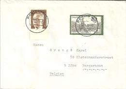 Deutschland 1970 Berlin 420 >> Borgerhout (B) - BRD