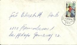 Deutschland 1975 Sankt Margarathen >> Bremerhaven / Europa Cept - BRD