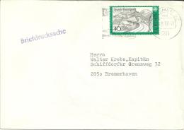 Deutschland 1977 Bremen 5 >> Bremerhaven / Europa Cept / Drucksache - BRD