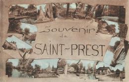 SOUVENIR DE SAINT-PREST (MULTIVUES) - Chartres