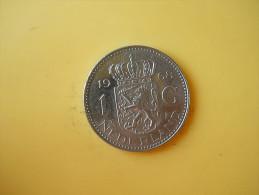 1 Golden 1968 UNC - [ 3] 1815-… : Koninkrijk Der Nederlanden