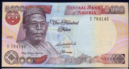 NIGERIA  : 100 Naira - 2005 - P28 - UNC - Nigeria