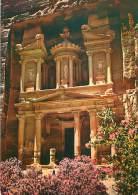 CPM - El Khazneh - Treasury, Petra - Jordan (Akaili Bros., 41) - Jordania