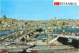 CPM - ISTANBUL - Eminönü Meydani, Galata Köprüsü Ve Karaköy (Ankara Caddesi) - Turkey