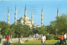 CPM - ISTANBUL - La Mosquée Bleue (Ankara Caddesi) - Turkey