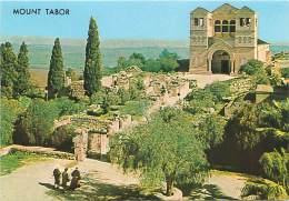 CPM - MOUNT TABOR - Basilica Of Transfiguration (Ed. Palphot, 9265) - Israel