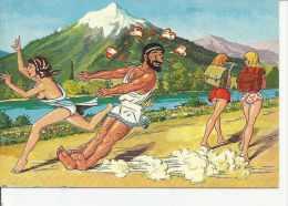 EROTICA  SEX  HUMOR SOBRE GRECIA  FATHER OF THE GODES  OHL - Humour
