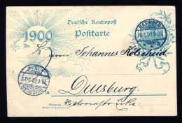 RATINGEN Heimatbeleg - Deutschland