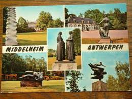 MIDDELHEIM ANTWERPEN Openluchtmuseum Voor Beeldhouwkunst  Anno 19?? ( Zie Foto Details ) !! - Museos