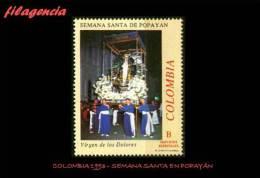 AMERICA. COLOMBIA MINT. 1993 SEMANA SANTA EN POPAYÁN - Colombia