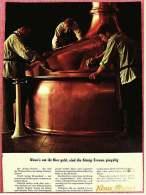 Reklame Werbeanzeige Von 1965  -  König Pilsener  -  Wenn`s Um Ihr Bier Geht  -  Von 1965 - Alkohol