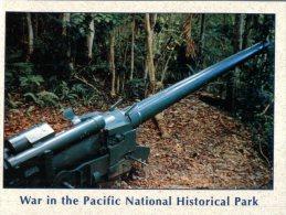 (876) Guam - War In The Pacific - Piti Guns Unit - Guam