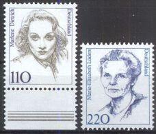 BRD RFA FRG 1997 Mi-Nr. 1939/40 ** MNH (64) - [7] Repubblica Federale