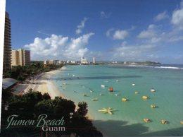 (876) Guam - Tumon Beach - Guam