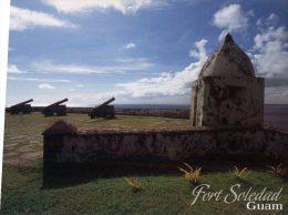 (876) Guam - Fort Soledad - Guam
