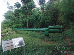 (876) Guam - War In The Pacific - Piti Guns - Guam