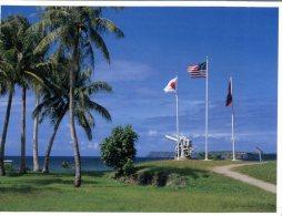 (876) Guam - War In The Pacific - Ga'an Point - Guam