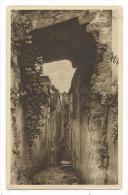 SARLAT -BRECHE DE LA RUE DES ARMES -Dordogne (24) -Circulé 1938 -Photo. P. Daudrix - Sarlat La Caneda