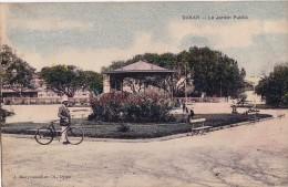 SENEGAL - DAKAR - LE JARDIN PUBLIC. - Sudán
