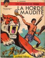 Tounga N°1 La Horde Maudite - Préhistoire - EO Brochée 1964 - Otros