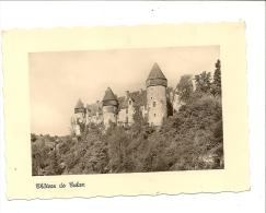 CPM  18 CHER Chateau Culan Circul 1960 TBE - Culan