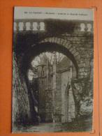 V09-29-cpa-finistere--le Facquet-sainte Barbe-arche De La Chapelle Saint Michel-- - France