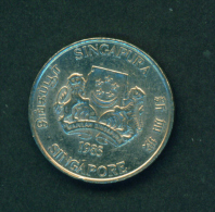 SINGAPORE - 1985 20c Circulated - Singapore